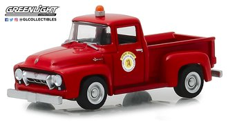 "1:64 1954 Ford F-100 Pickup ""Arlington Heights, Illinois Public Works"""