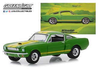 "1:64 BFGoodrich Vintage Ad Cars - 1966 Shelby GT350 ""When You're Ready to Get Serious"""