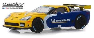 "1:64 2009 Chevy Corvette C6.R ""Michelin Tires"""
