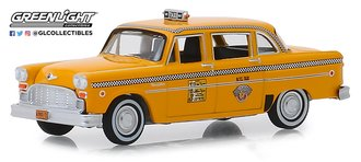 "1:64 1981 Checker Motors Marathon A11 Taxi ""New York City"""