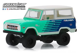 "1:64 1976 Ford Bronco ""Falken Tires"""