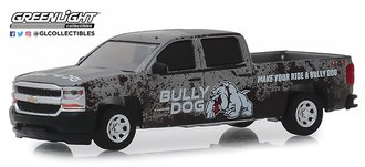 "1:64 2018 Chevrolet Silverado - Bully Dog ""Make Your Ride a Bully Dog"""