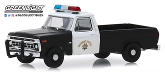 "1:64 1975 Ford F-100 ""California Highway Patrol"""