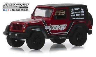 "1:64 2012 Jeep Wrangler ""Bully Dog"""
