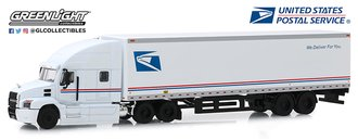 "1:64 2019 Mack Anthem Tractor Trailer ""United States Postal Service (USPS) - We Deliver For You"""