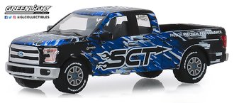 """1:64 2017 Ford F-150 Pickup """"SCT - Derive System"""""""
