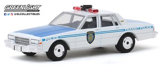 "1:64 1989 Chevrolet Caprice ""New York City Transit Police Department"""