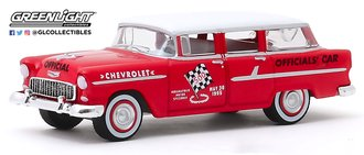 "1:64 1955 Chevrolet 210 Townsman ""Officials' Car - 39th International 500 Mile Sweepstakes"""