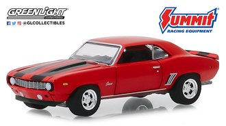 "1:64 1969 Chevrolet Camaro ""Summit Racing Equipment - Home of Performance Since 1968"""