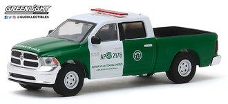 """1:64 2014 RAM 1500 Police """"Carabineros de Chile"""""""