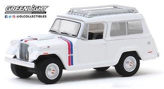 1:64 1971 Kaiser Jeep Jeepster Commando - Hurst Edition