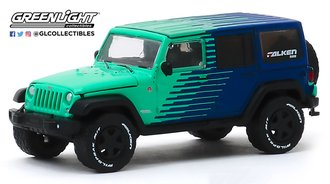 "1:64 2017 Jeep Wrangler Unlimited ""Falken Tires"""