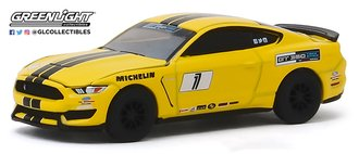 1:64 2016 Ford Mustang Shelby GT350 - Ford Performance Racing School Track Attack #1 (Triple Yellow)