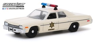 "1:64 1975 Dodge Monaco ""Hazzard County Sheriff"""