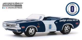 """1:64 1971 Dodge Challenger Convertible """"Ontario Motor Speedway Dodge Official Pace Car"""""""