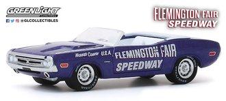 "1:64 1971 Dodge Challenger Convertible ""Flemington Fair Speedway Official Pace Car"""