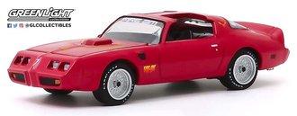 "1:64 1979 Pontiac Firebird ""Fire Am"" by Very Special Equipment (VSE) (Red w/Hood Bird)"