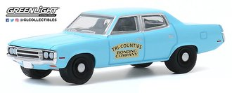 "1:64 1971 AMC Matador ""Tri-Counties Bonding Company"""