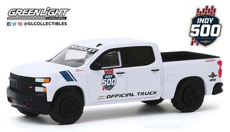 """1:64 2019 Chevrolet Silverado 1500 """"103rd Running of the Indianapolis 500 Official Truck"""""""