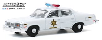 "1:64 1974 AMC Matador ""Hazzard County Sheriff"""