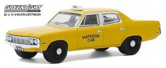 """1:64 1972 AMC Matador """"Matador Cab"""""""