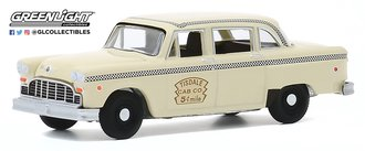"1:64 1971 Checker Taxicab ""Tisdale Cab Co."""