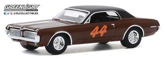 1:64 1967 Mercury Cougar - Race Car #44