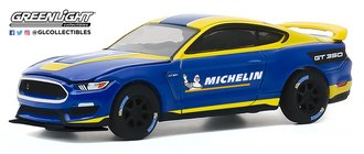 """1:64 2019 Ford Shelby GT350R """"Michelin Tires"""""""