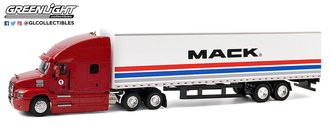 "1:64 2018 Mack Anthem Tractor Trailer ""#1 The Mack Performance Tour 2018"""