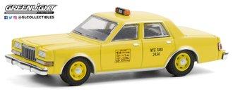 """1:64 1984 Dodge Diplomat """"NYC Taxi"""""""