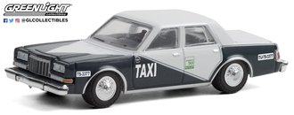 """1:64 1984 Dodge Diplomat """"Tijuana, Mexico Taxi"""""""