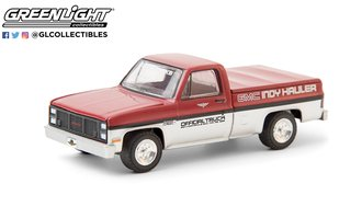 """1:64 1985 GMC High Sierra """"69th Annual Indianapolis 500 Mile Race GMC Indy Hauler Official Truck"""""""