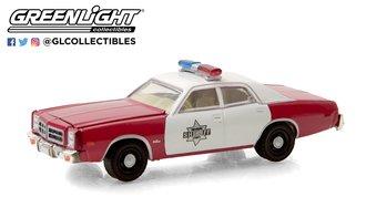 """1:64 1977 Dodge Monaco """"Finchburg County Sheriff"""""""