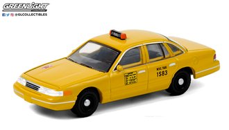 "1:64 1994 Ford Crown Victoria ""NYC Taxi"""