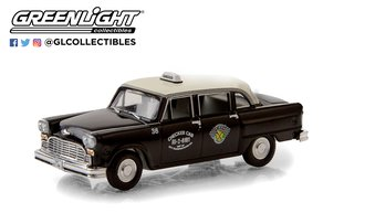 "1:64 1963 Checker Motors Marathon A11 ""Dallas, Texas"""