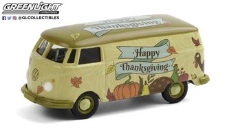 "1:64 Volkswagen Type 2 Panel Van ""Thanksgiving 2020"""