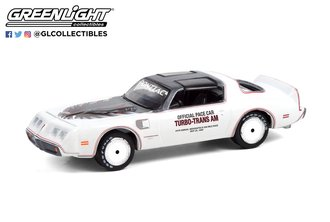 """1:64 1980 Pontiac Firebird Turbo Trans Am """"64th Annual Indianapolis 500 Mile Race Official Pace Car"""""""