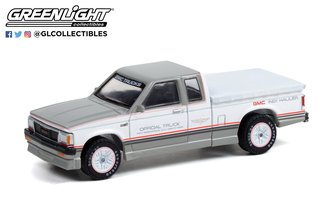 """1:64 1984 GMC S-15 Extended Cab """"68th Annual Indianapolis 500 - GMC Indy Hauler Official Truck"""""""