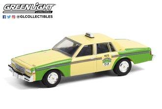 1:64 1987 Chevrolet Caprice - Chicago Checker Taxi Affl, Inc