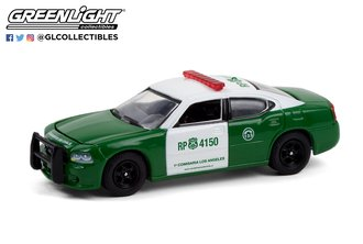"1:64 2008 Dodge Charger Police ""Carabineros de Chile"""