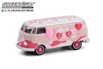 """1:64 Volkswagen Type 2 Panel Van """"Valentine's Day 2021"""""""