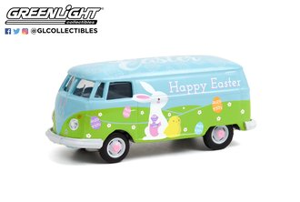 "1:64 Volkswagen Type 2 Panel Van ""Easter 2021"""