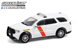 1:64 2018 Dodge Durango - New Jersey State Forest Fire Service (Hobby Exclusive)