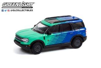 1:64 2021 Ford Bronco Sport - Falken Tires (Hobby Exclusive)