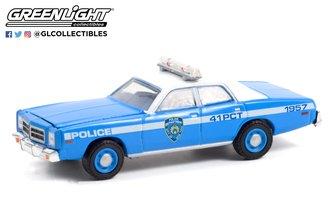 1:64 1978 Dodge Monaco - New York City Police Dept (NYPD) (Hobby Exclusive)