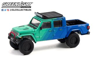 1:64 2021 Jeep Gladiator w/Off-Road Parts - Falken Tires (Hobby Exclusive)