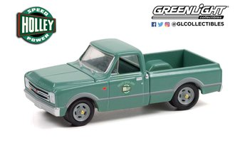 1:64 1967 Chevrolet C-10 Short Bed - Holley Speed Shop (Hobby Exclusive)