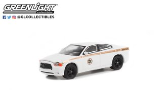 """1:64 2011 Dodge Charger Pursuit  """"Absaroka County Sheriff's Department"""""""