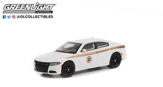 """1:64 2015 Dodge Charger Pursuit  """"Absaroka County Sheriff's Department"""""""