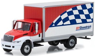 "1:64 H.D. Trucks Series 13 - 2013 International Durastar Box Van ""BFGoodrich Tires - Take Control"""